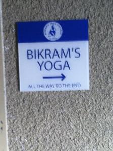 Let's go do some yoga!